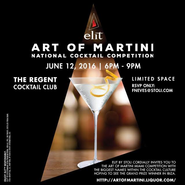 Regent Cocktail Club Art of Martini