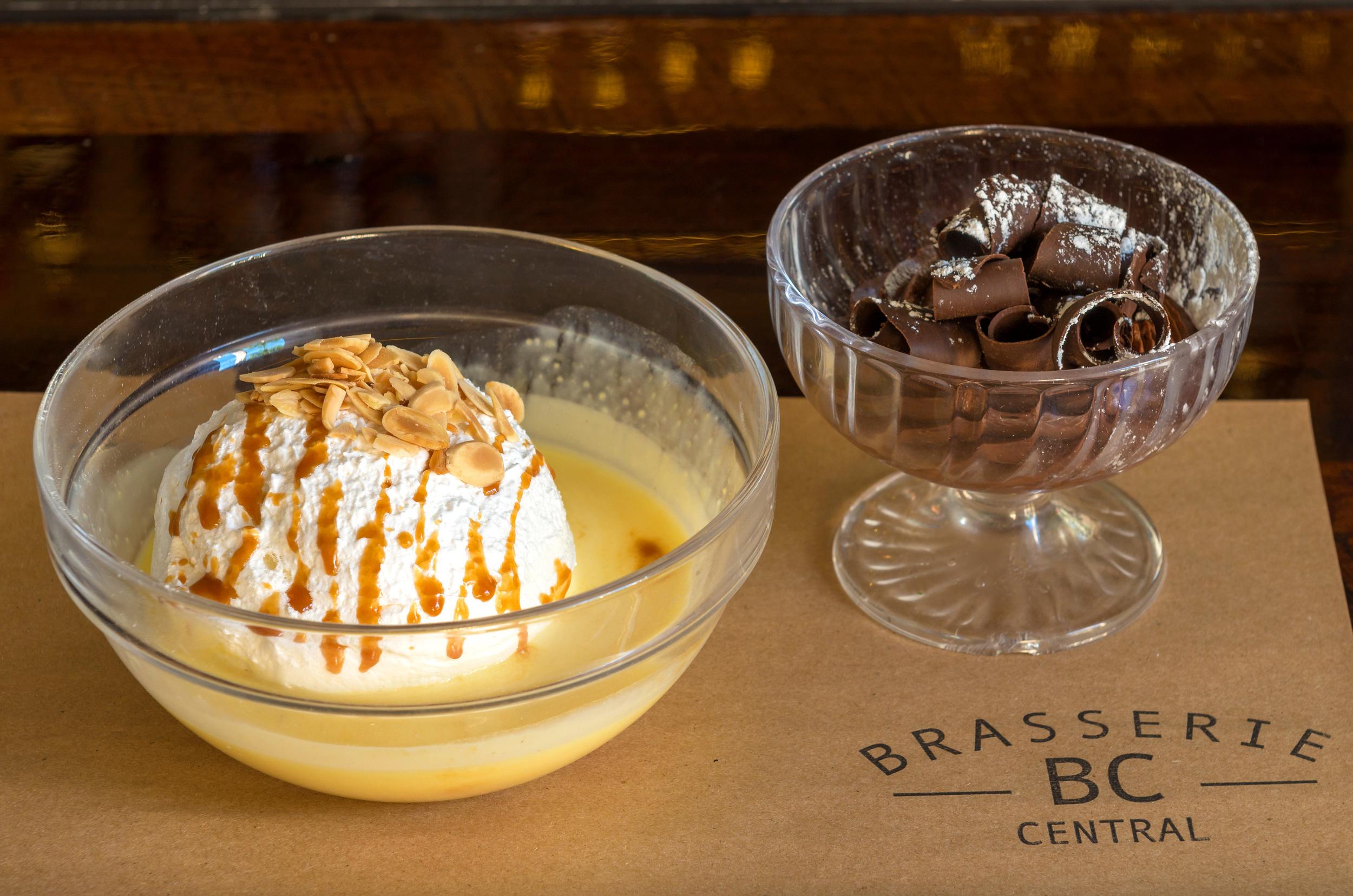 Brasserie Central Miami Dessert
