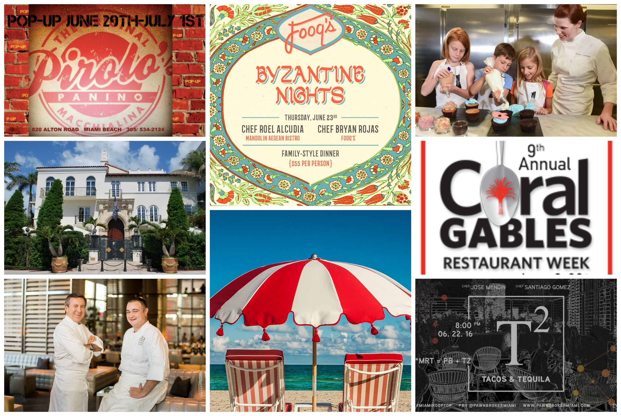 Weekly Nibble Miami events at Fooqs Fontainebleau Faena