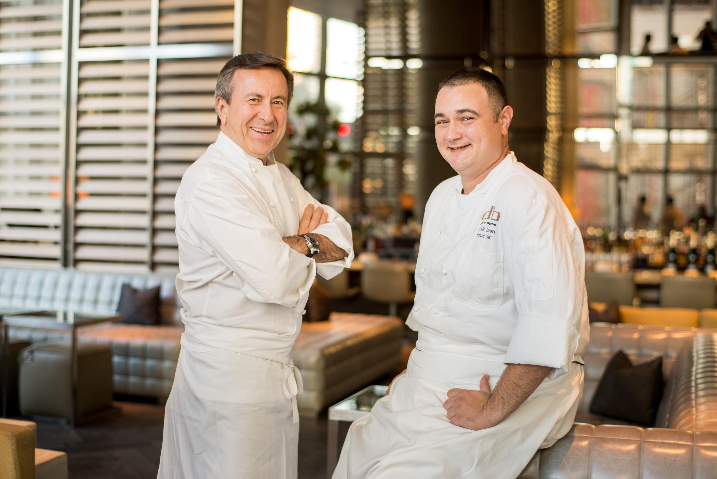 Daniel Boulud Miami Chef Clark Bowen
