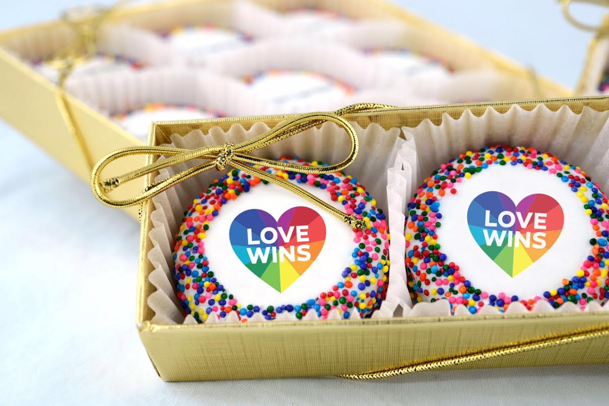 Hoffman's Chocolates Love Wins Selections
