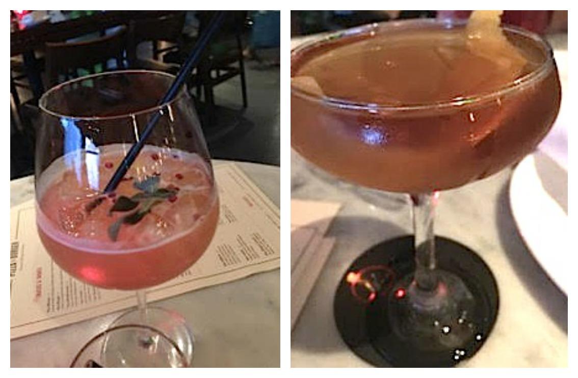 Michael Mina Cocktails