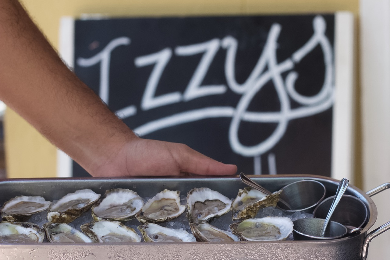 Izzy's Fish & Oyster National Oyster Day