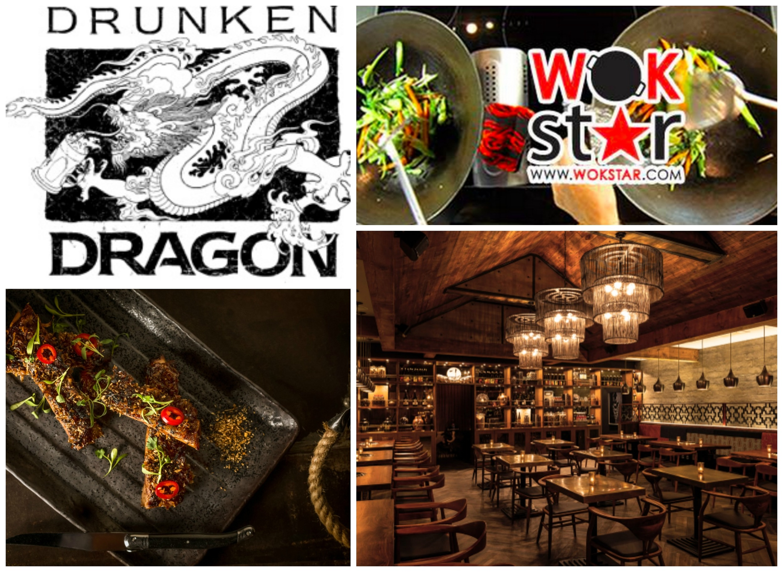 Wok Star Supper Club at Drunken Dragon