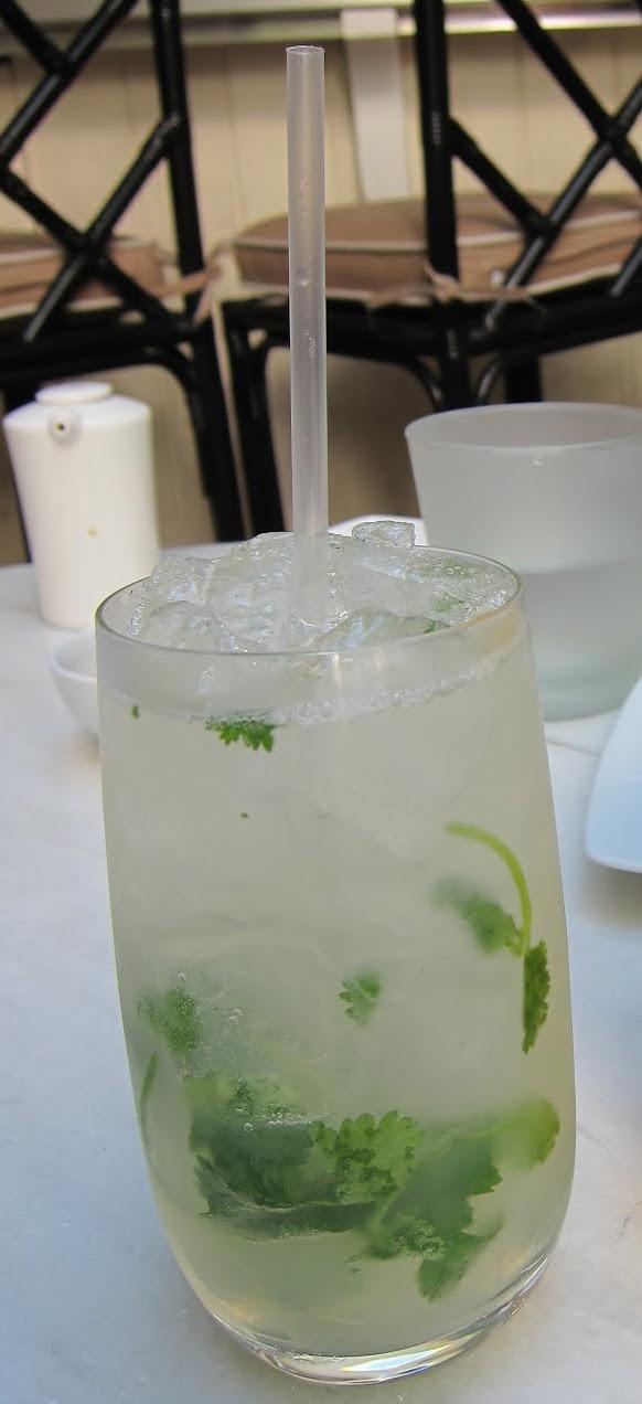 Lemongrass Cooler Makoto