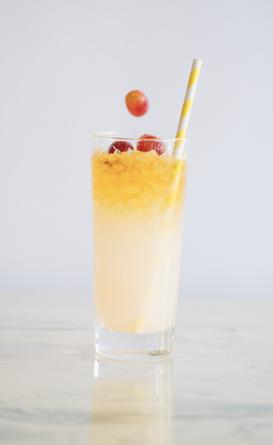 Izzys Miami Yacht Rum Cocktail