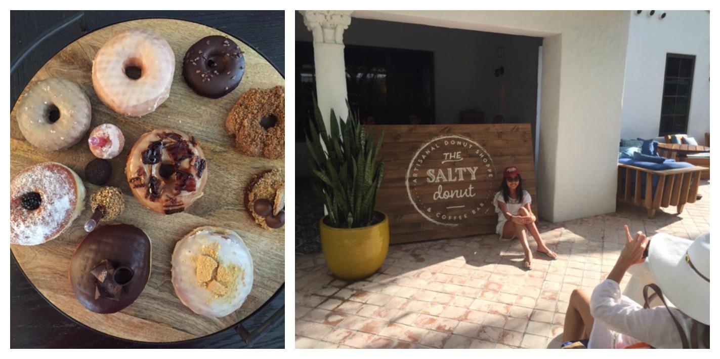 Salty Donut at The Confidante Miami Beach