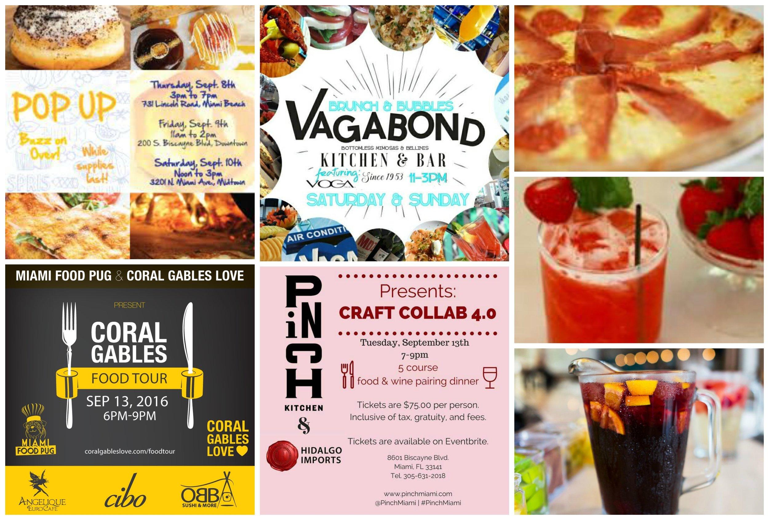 Weekly Nibble MIAbites Food Events