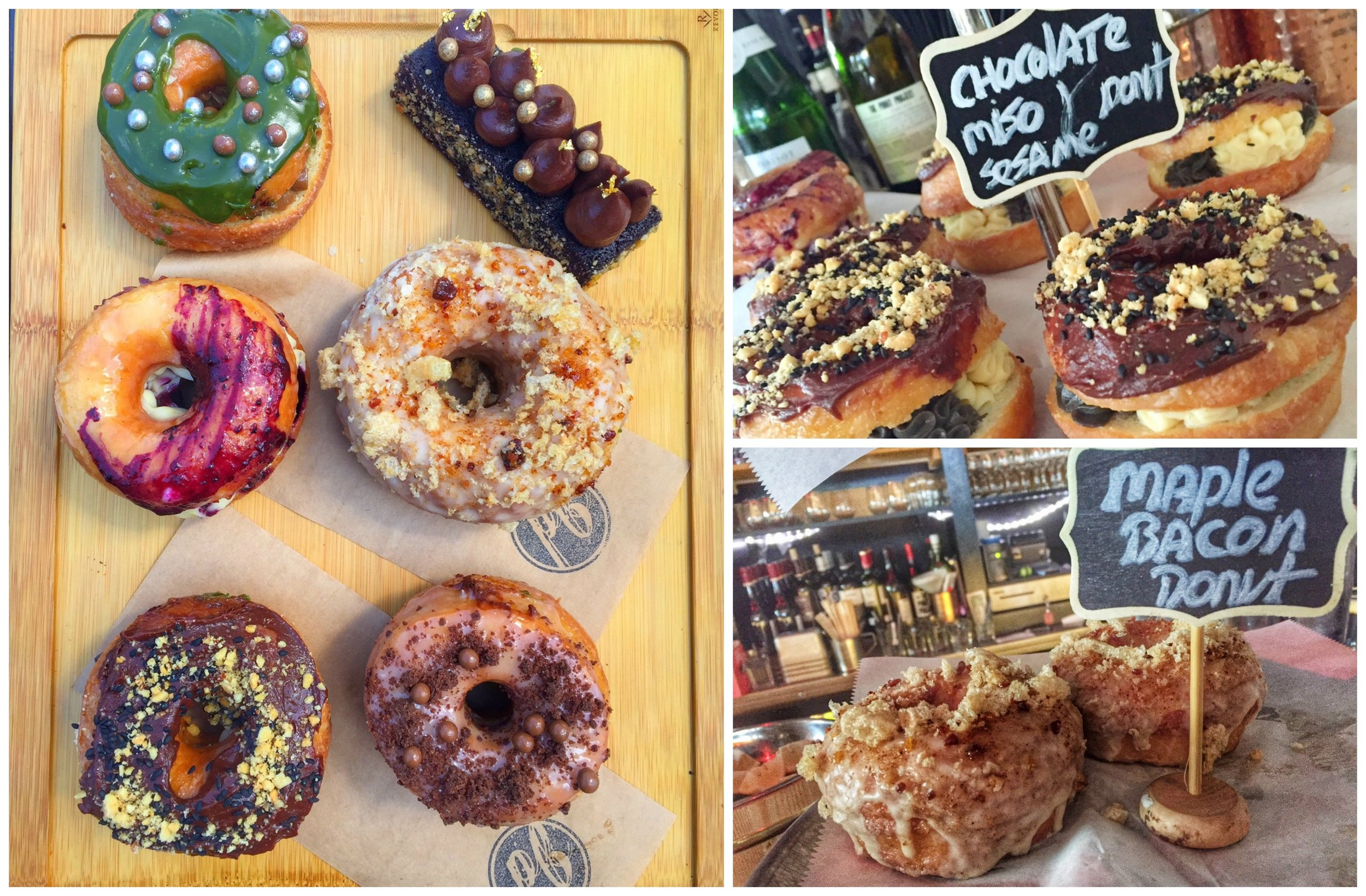 Pubbelly Miami Pastry Chef Donuts