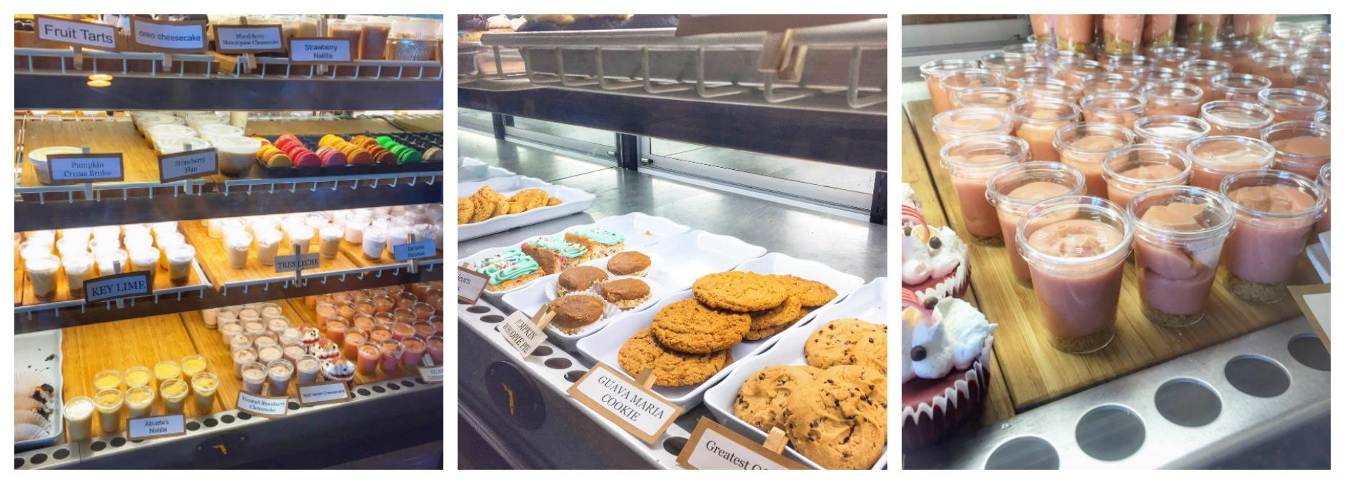 Sweetness Bakeshop Miami Cases