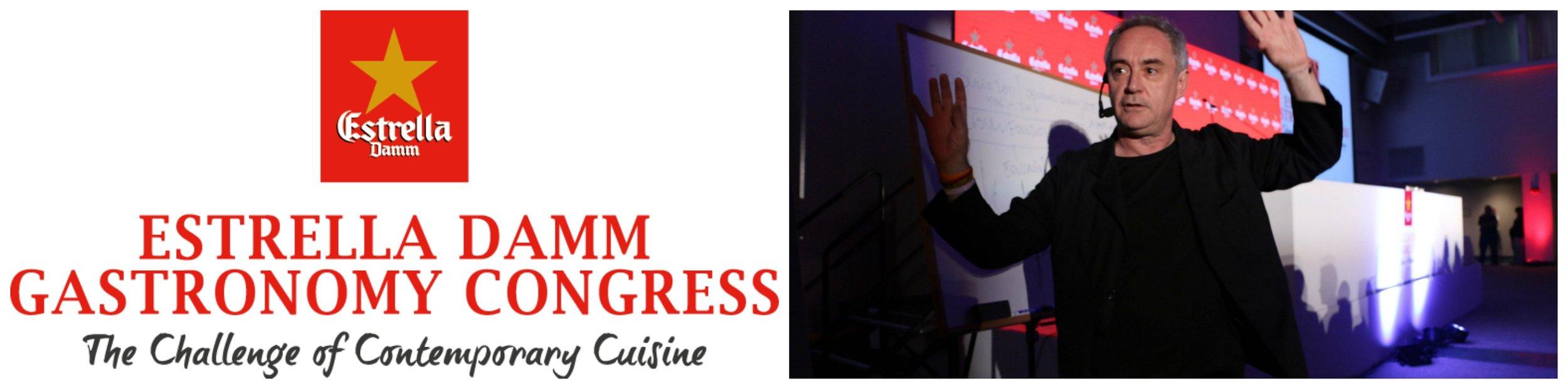 Estrella Damm Gastronomy Conference Miami