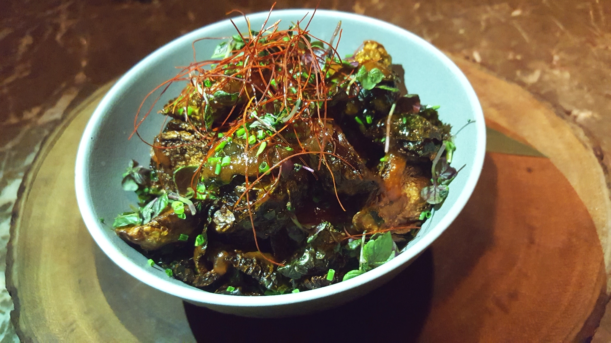 Makoto Bal Harbour Crispy Brussel Sprouts