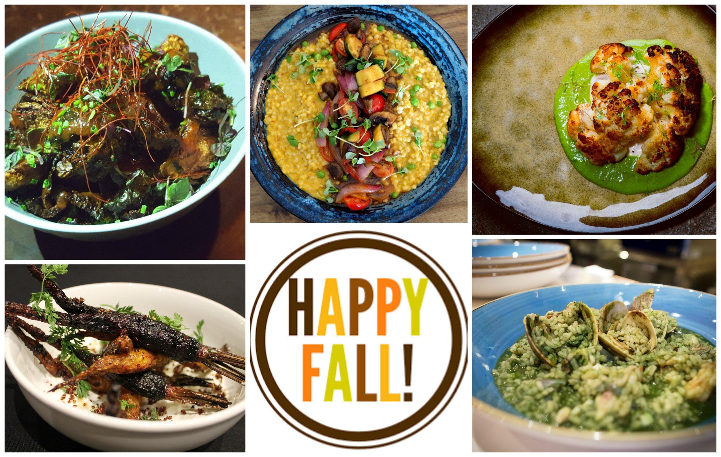Fall Dishes at Miami Restaurants