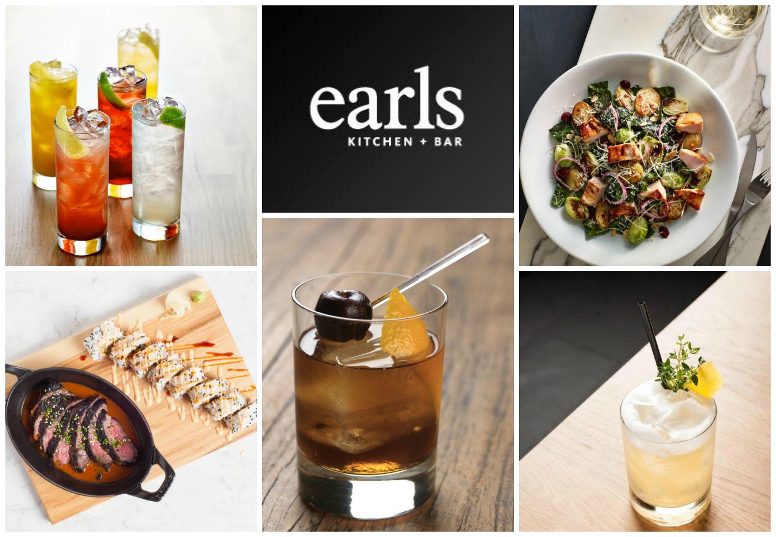 Earl Kitchen + Bar Dadeland Fall Menu