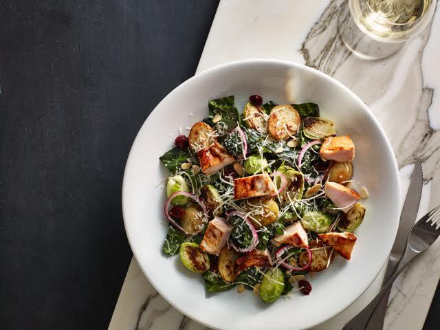 Earls Kitchen + Bar Dadeland Warm Kale Salad