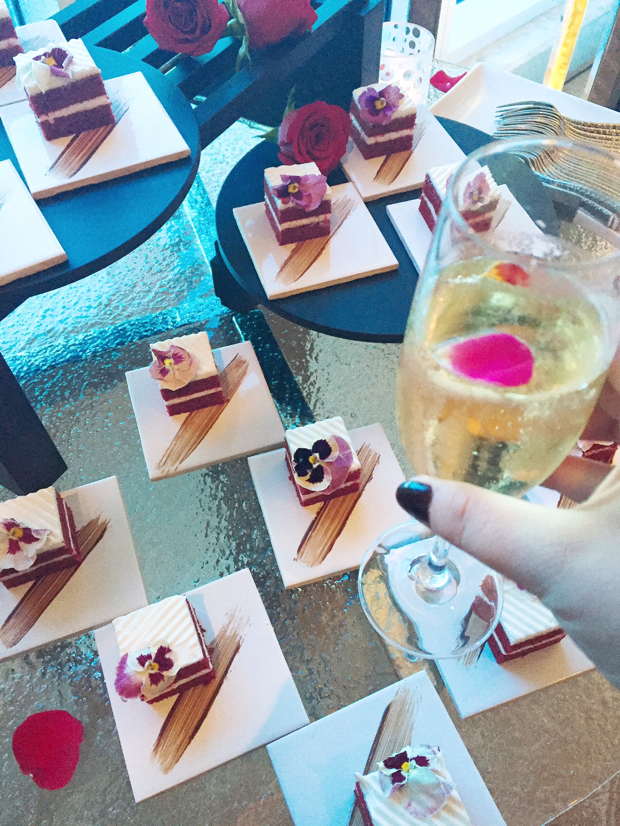 Ritz Carlton Fort Lauderdale Dessert Showcase