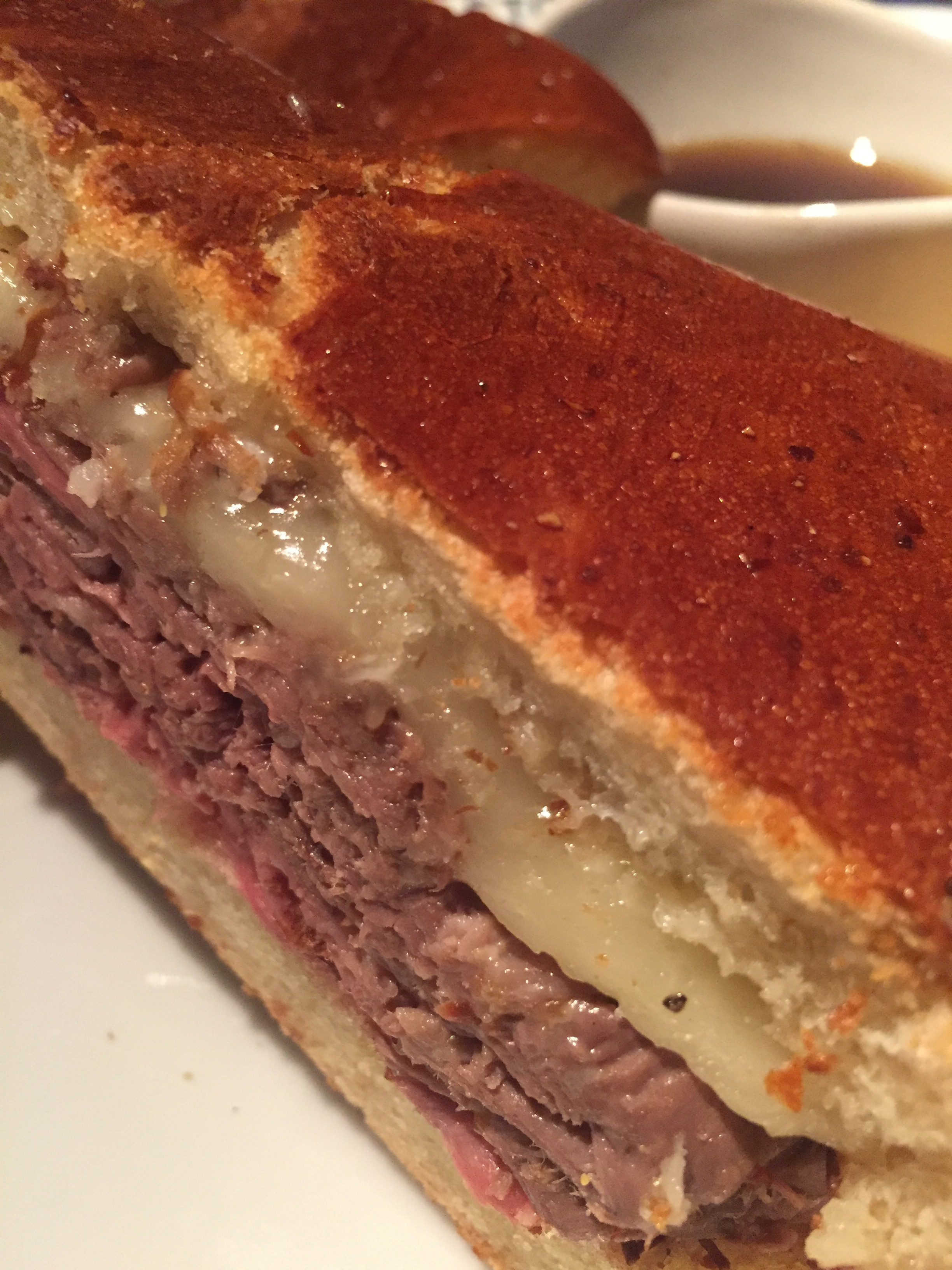 Hillstone Miami Cuban French Dip Sandwich