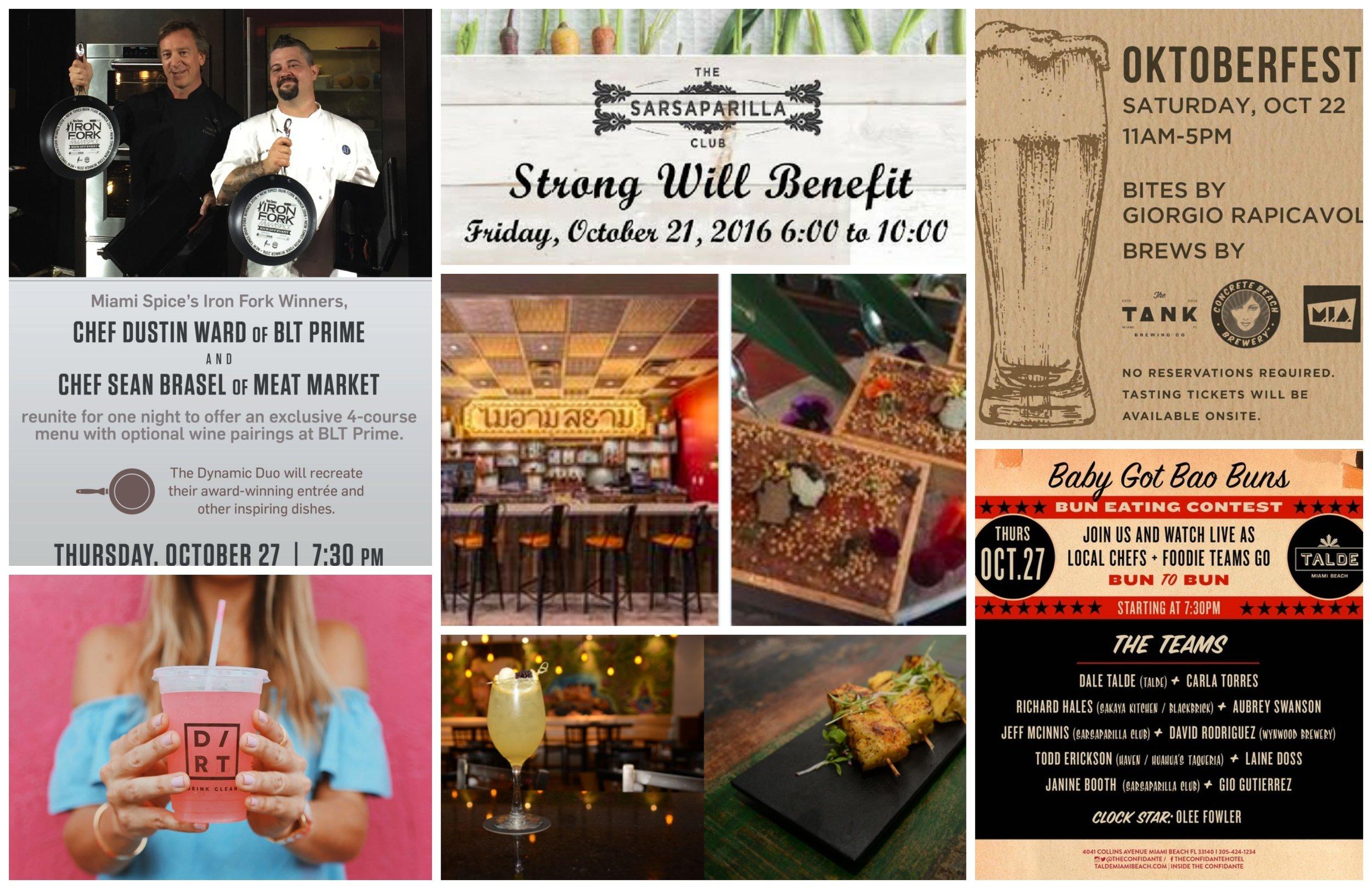 Weekly Nibble Miami MIAbites food events