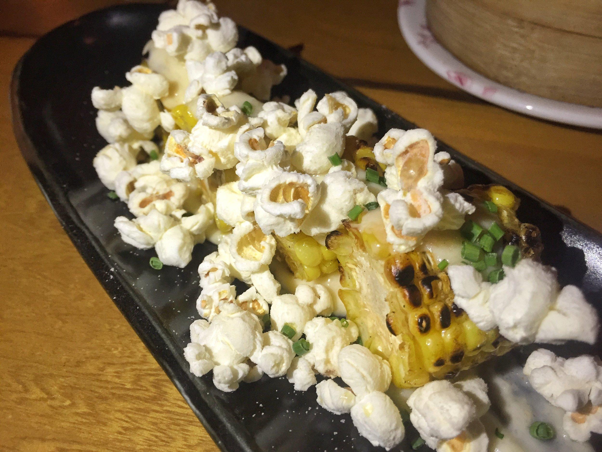 Sarsaparilla Club Corn 4 Ways