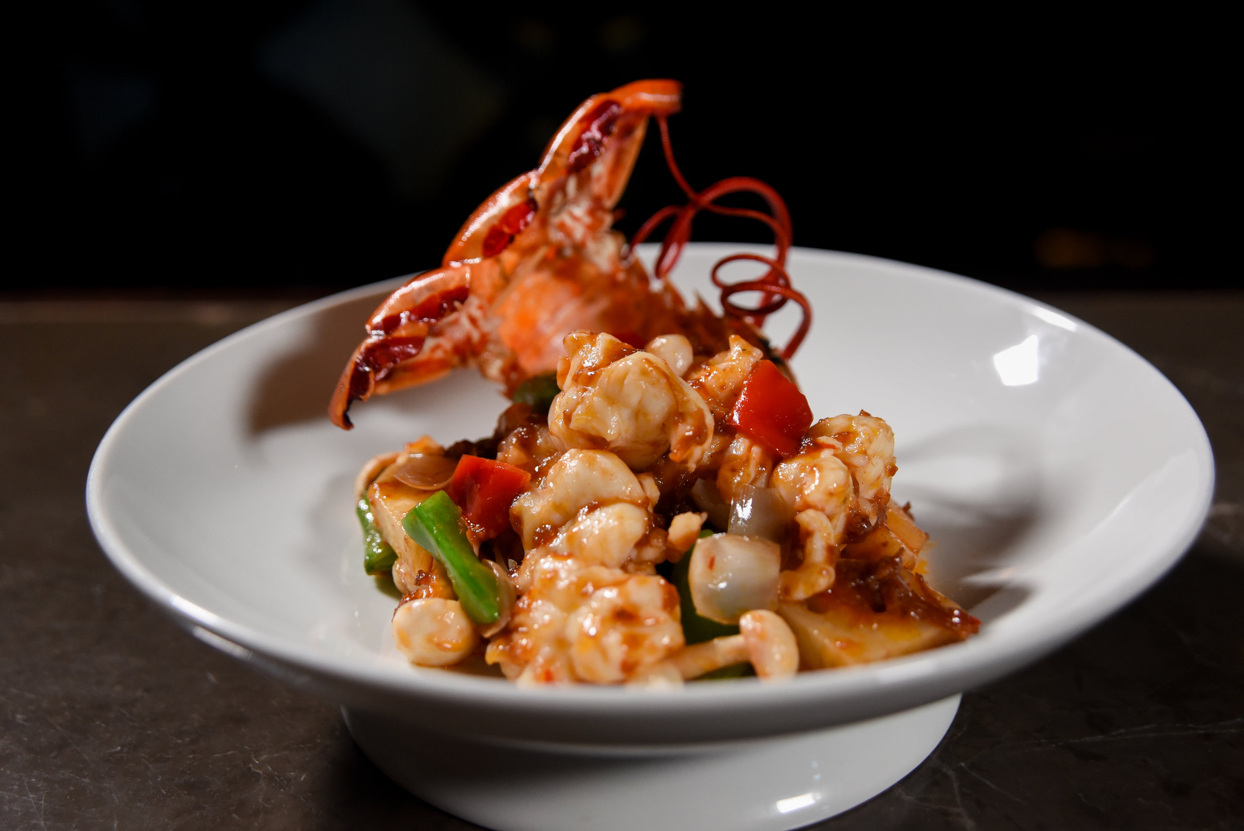Hakkasan Miami Beach Spiny Lobster