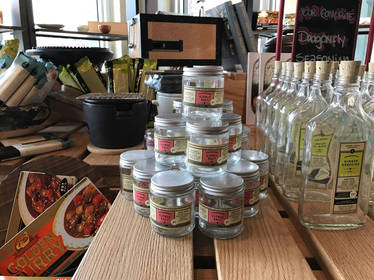 Dragonfly Doral Sauces and Seasonings