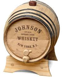 New York Times Whiskey Barrel