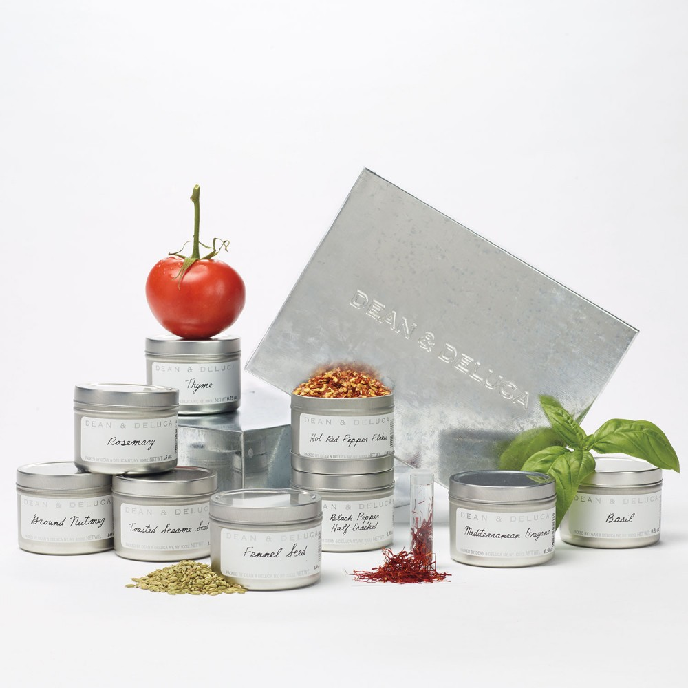 Dean and Deluca Italian Spice Kit