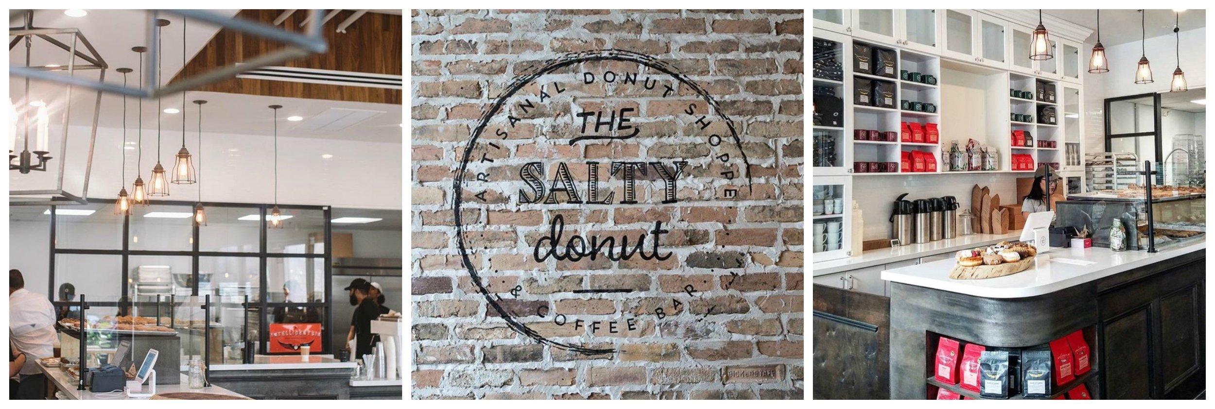 Salty Donut Wynwood Miami Interior
