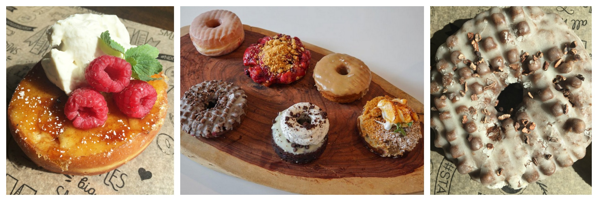 Salty Donut Miami Artisan Donut Selection