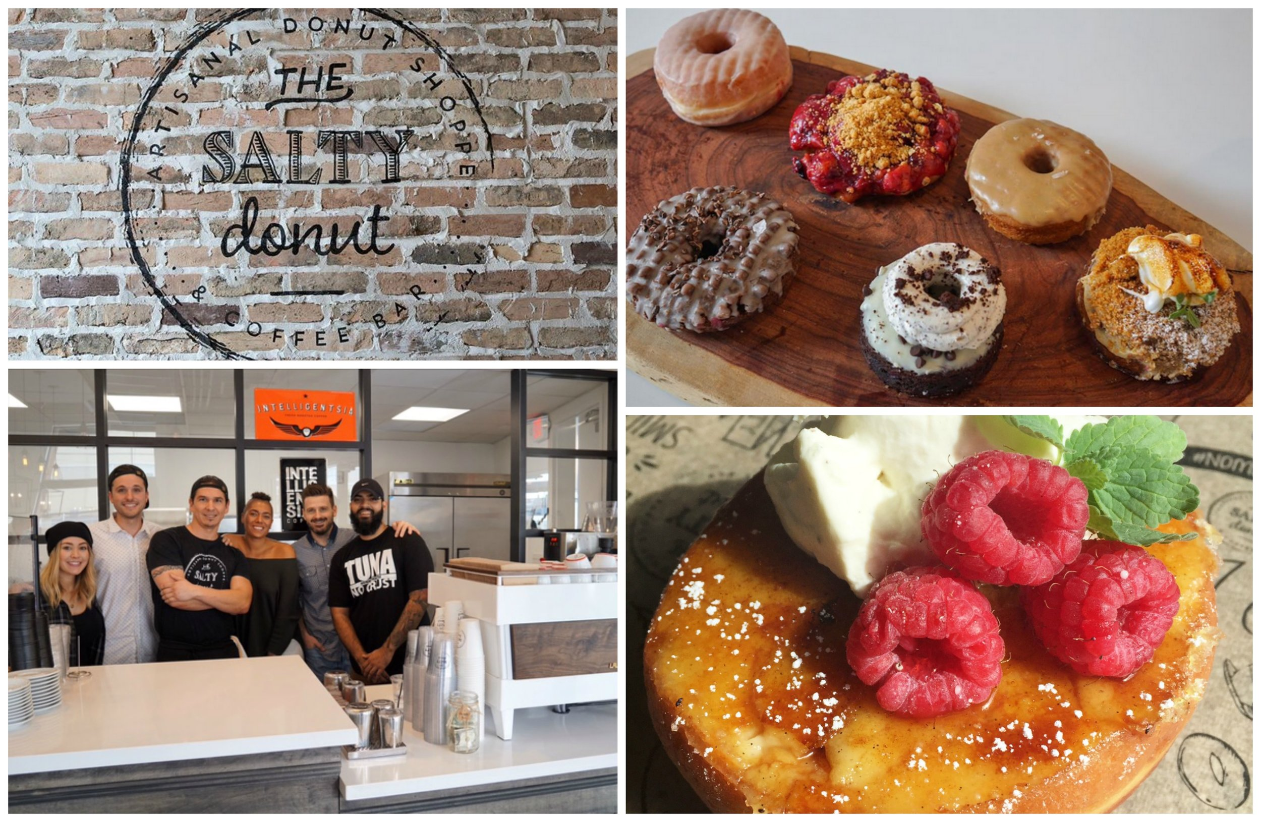 The Salty Donut Opens new location in Miami