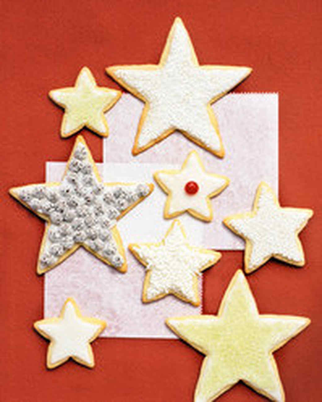 Christmas Sugar Cookies Recipe from MIAbites
