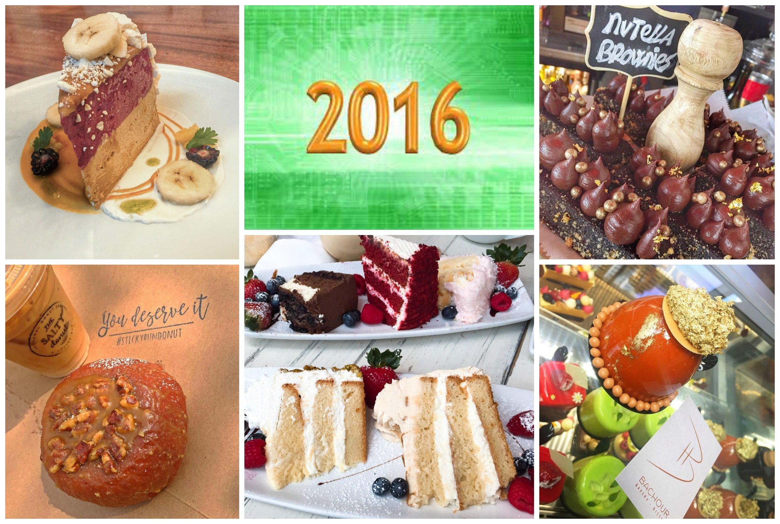Best Desserts in Miami; 2016 Saturday Sweets