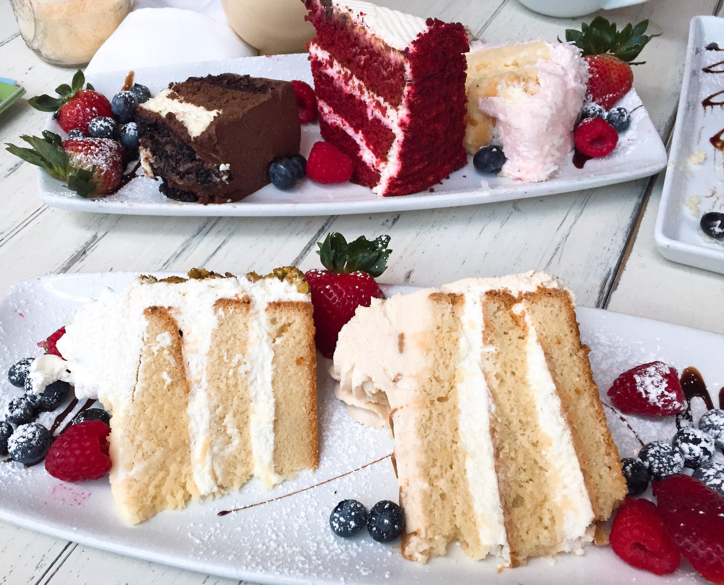 Ice Box Cafe Miami Cakes