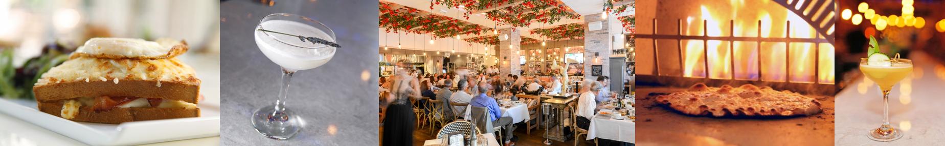 Brasserie Azur Brunch and Happy Hour in Miami