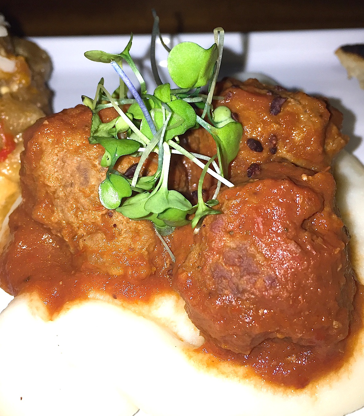 Patch of Heavens Cao Chocolate Dinner Meatballs
