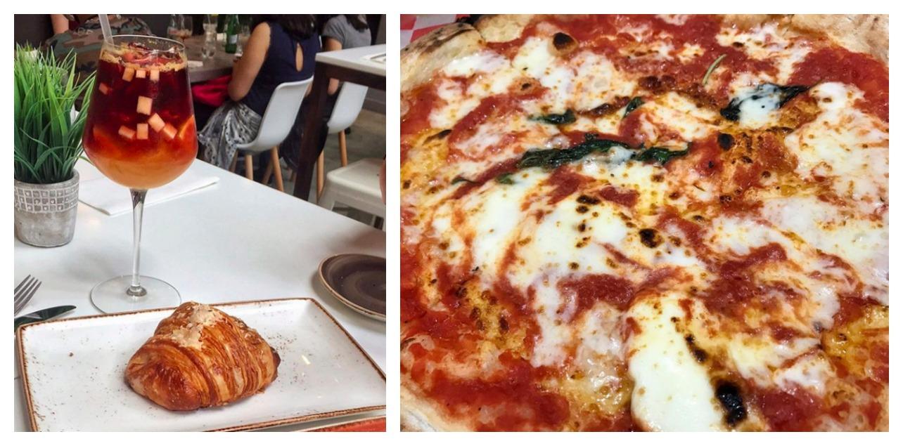 Bachour Bakery & Bistro and Stanzione Pizza