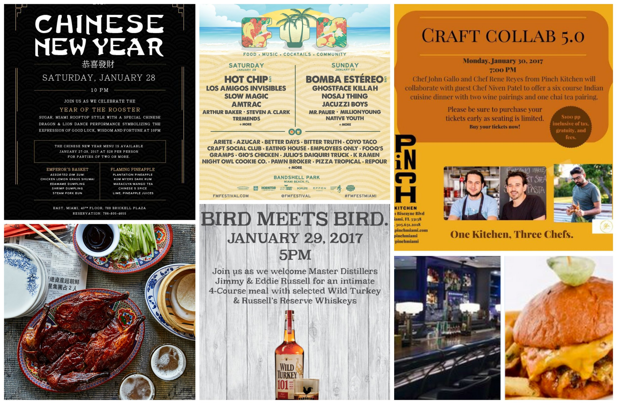 Miami MIAbites Weekly Nibble events Chinese New Year