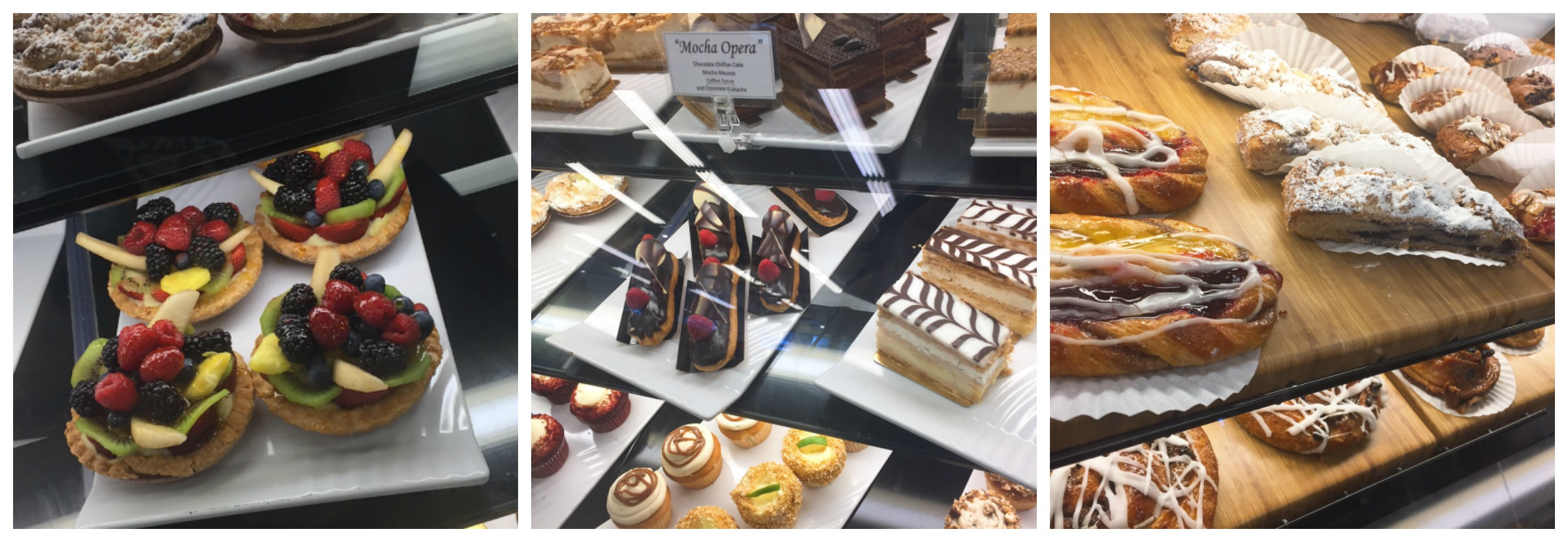 Epicure Market Miami Beach Dessert and Pastries