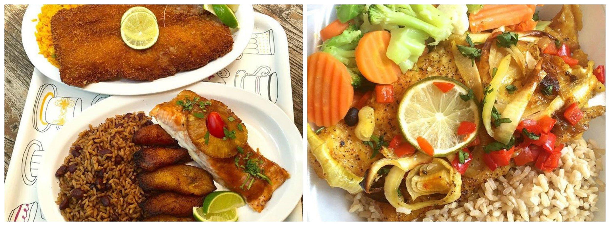 Palmas Cafe Brickell Latin Food