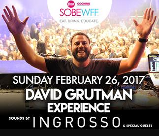 SOBEWFF David Grutman Experience Miami Beach