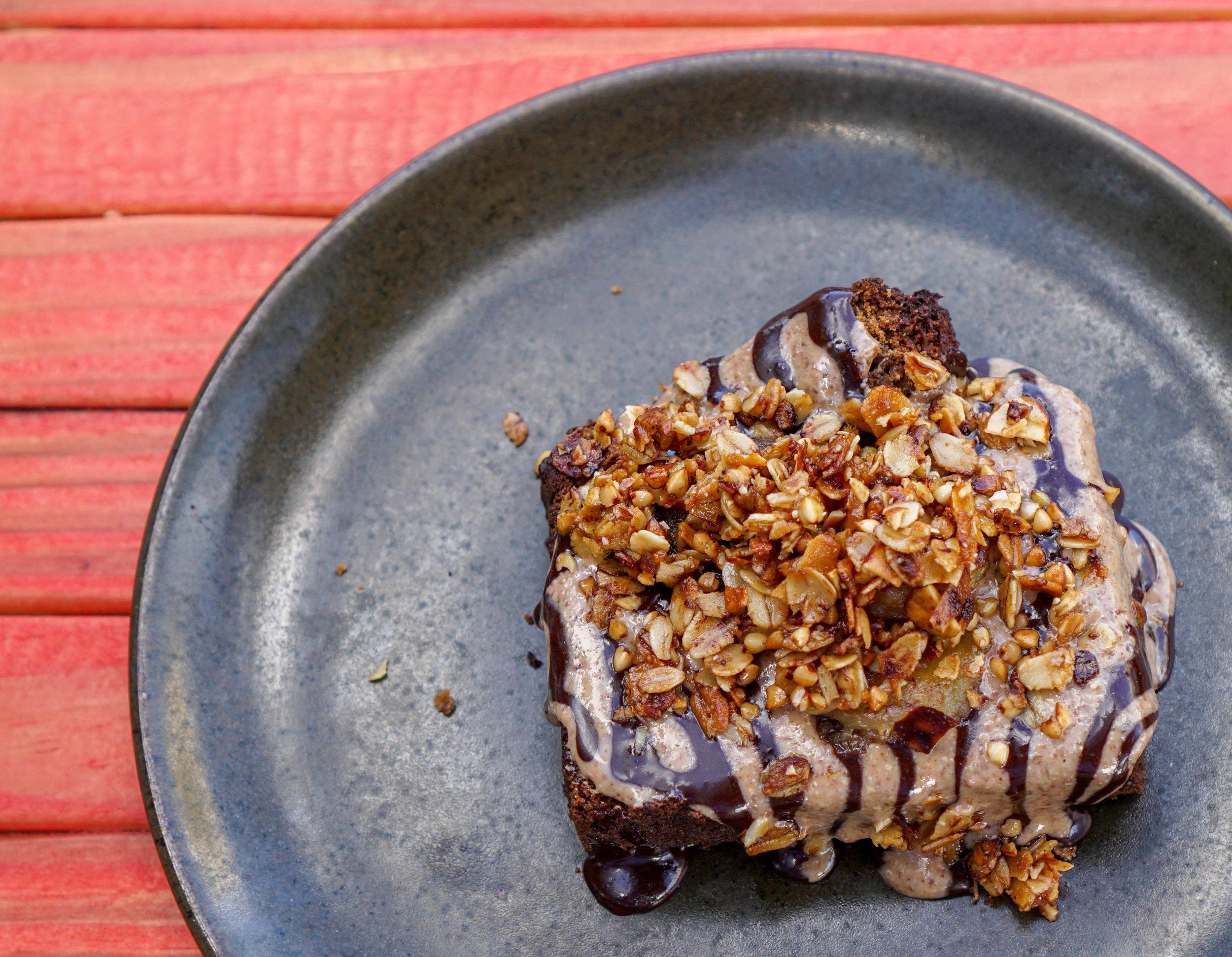 Stoner's Delight at Paradigm Kitchen Miami Beach