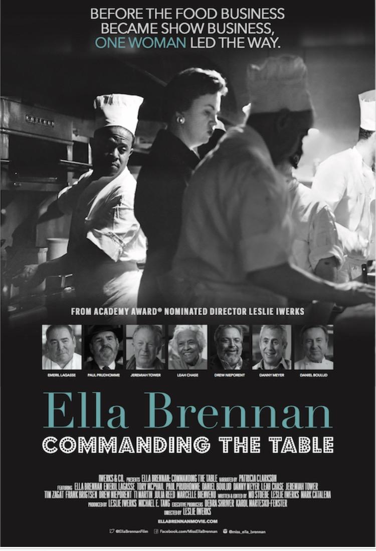 Miami Film Festival Commanding The Table Ella Brennan