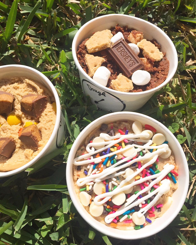 Dough Miami Edible Cookie Dough