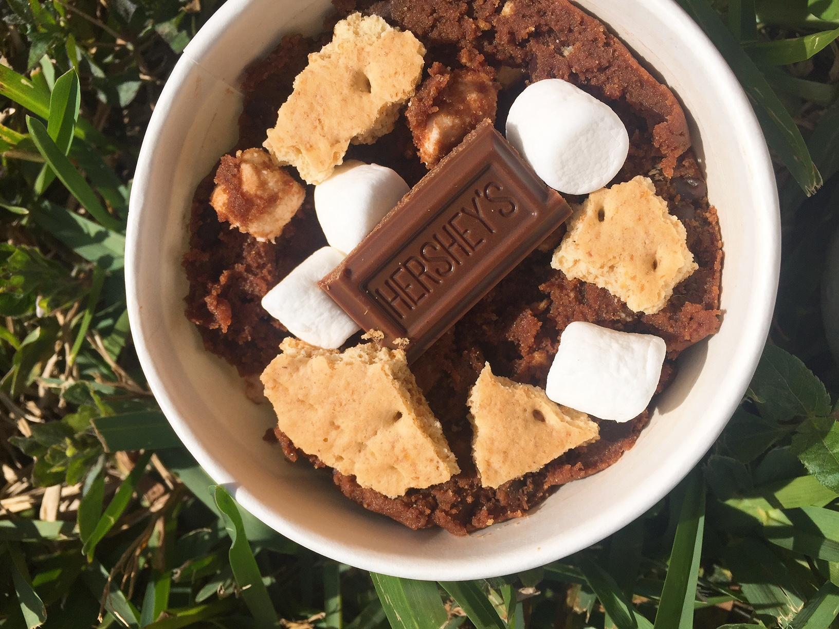 Dough Miami S'mores Cookie Dough