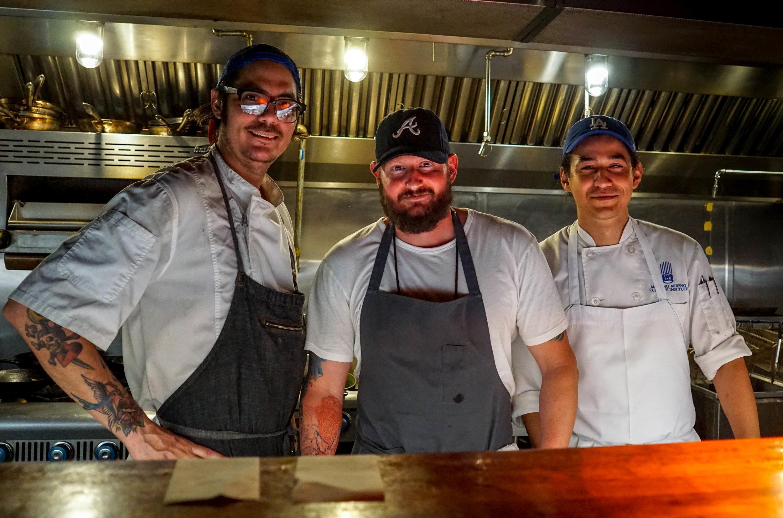 Ariete Coconut Grove Chefs