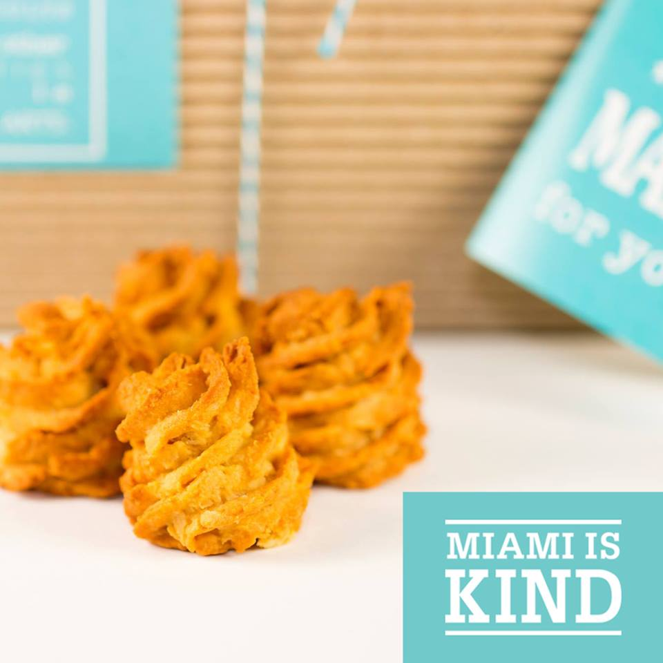 Miami is Kind Macaroon assortment