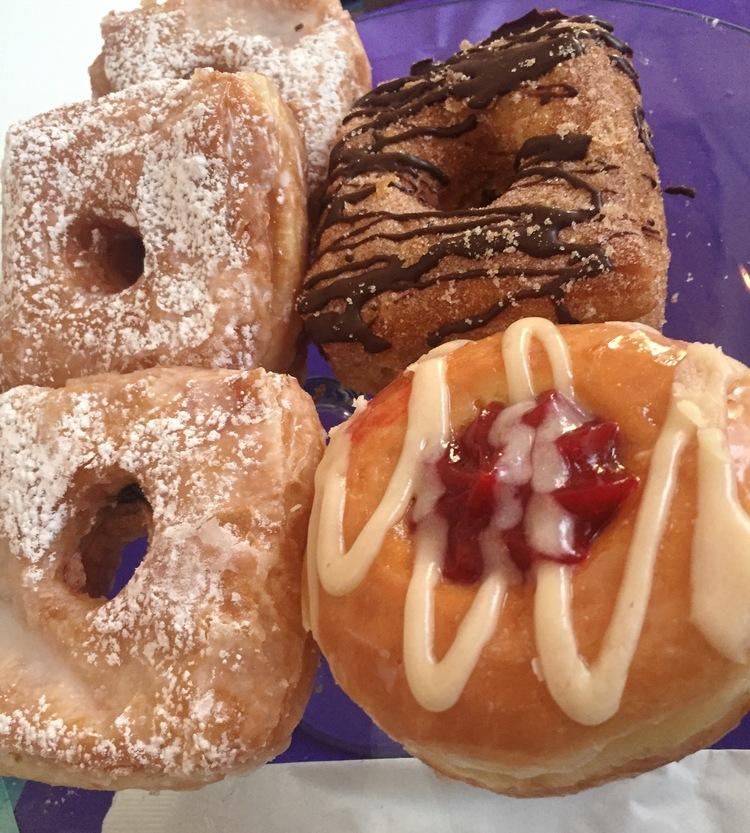 "Winner of Last Years ""Golden Donut"" Award went to Mojo Donuts!"