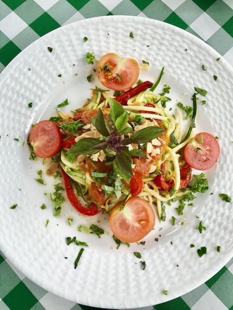 MIAbites Smart Bites Zucchini and Squash Pasta