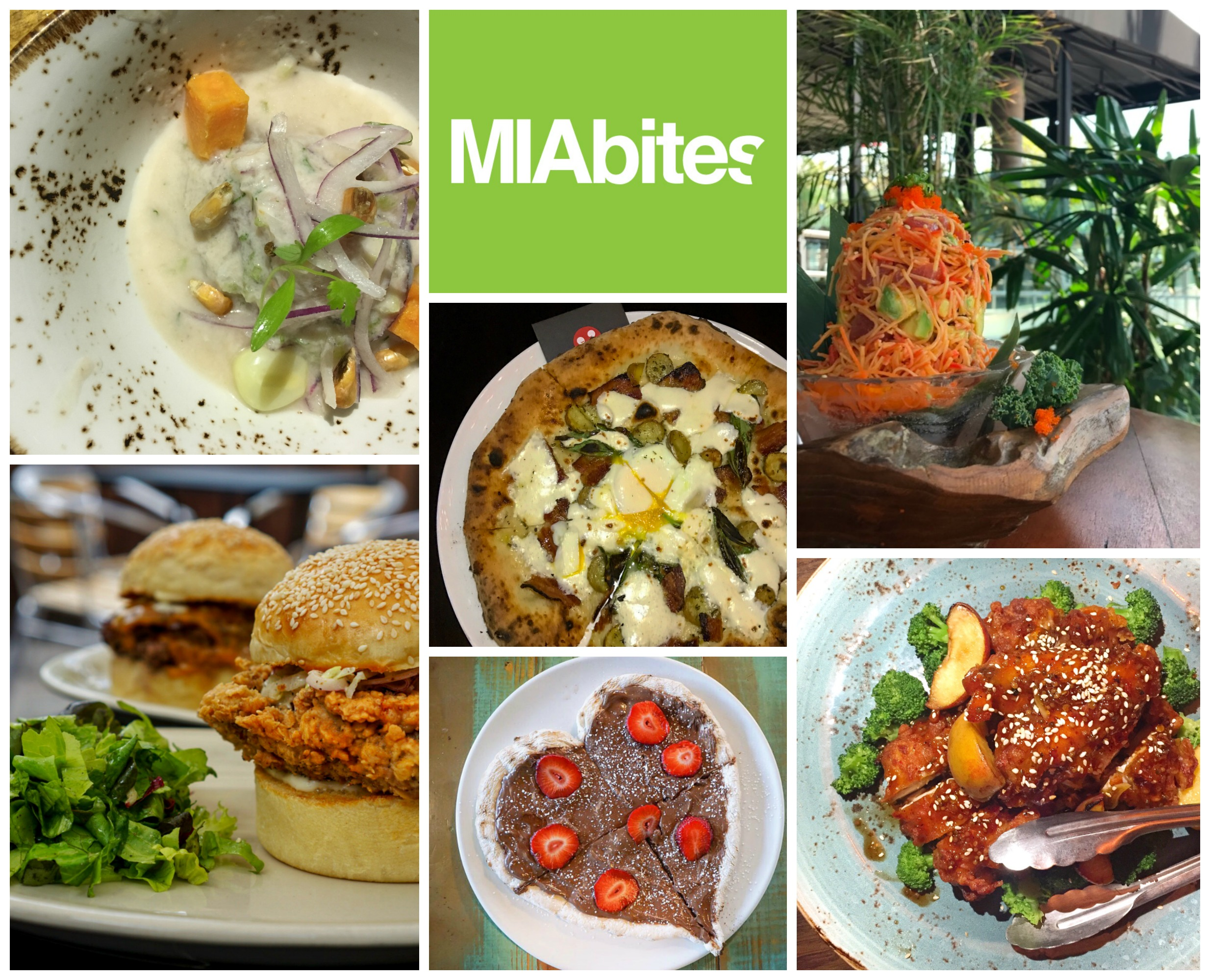 Miami Bloggers Best Dishes 2017