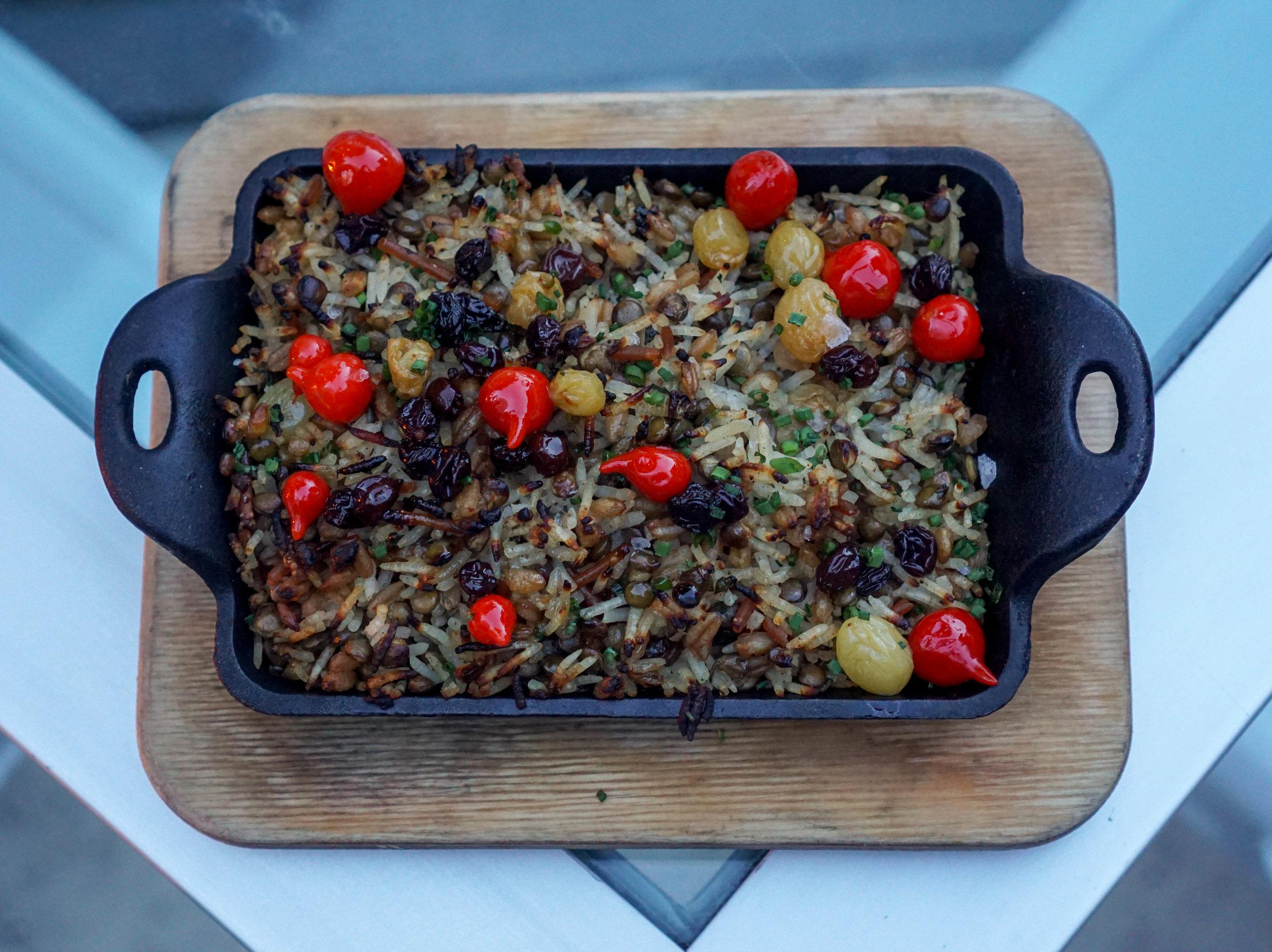 Charcoal Miami Kosheri Rice